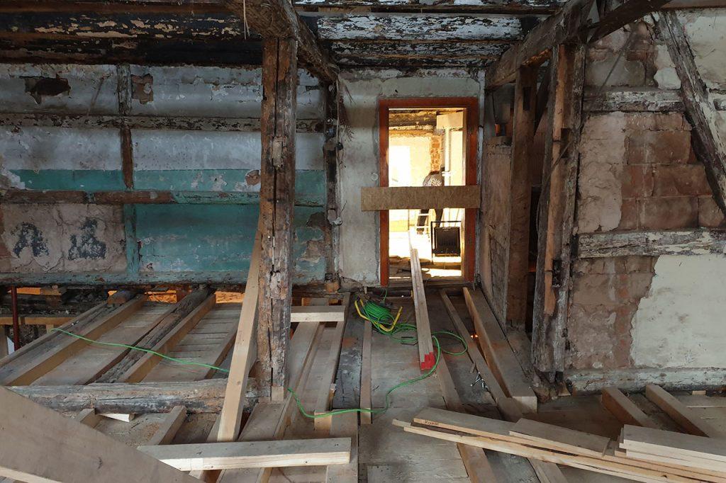 Beispielbild Altbau Sanierung