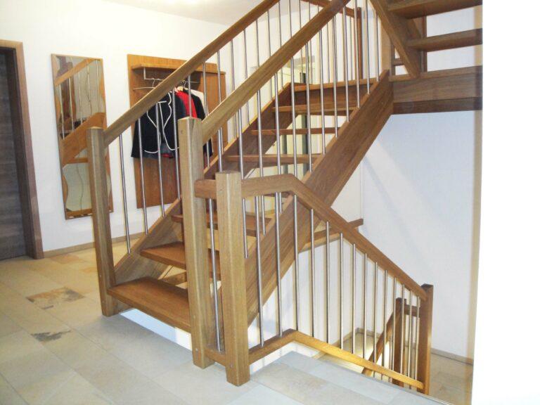 Innenausbau Treppe 03