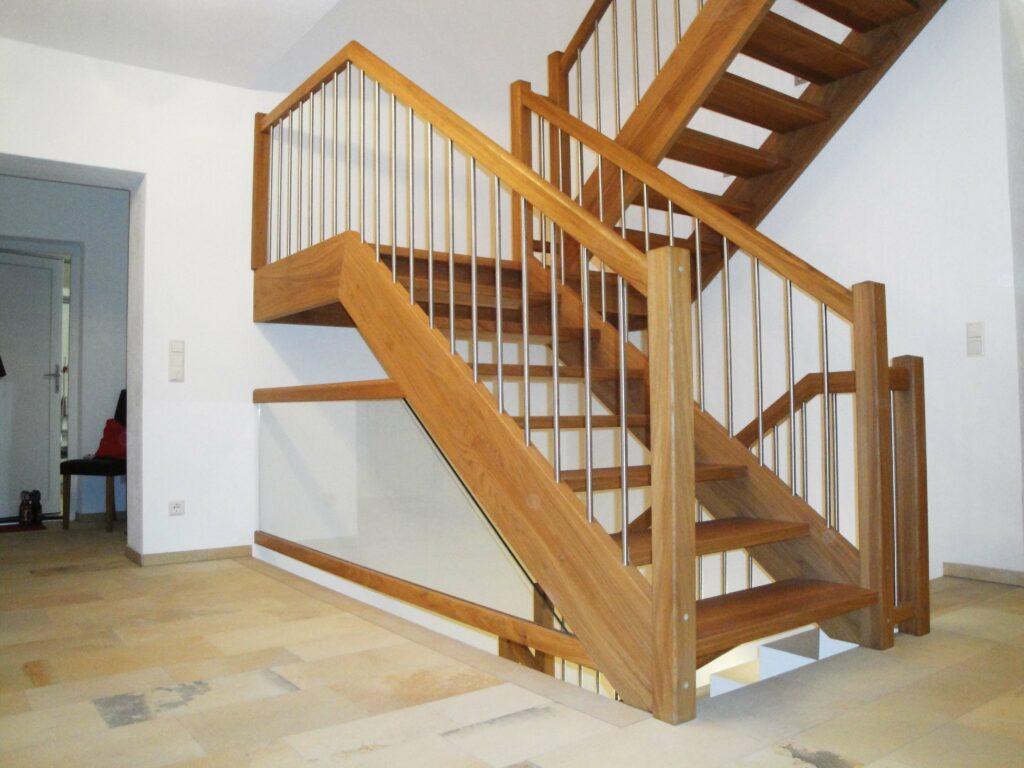 Innenausbau Treppe 04
